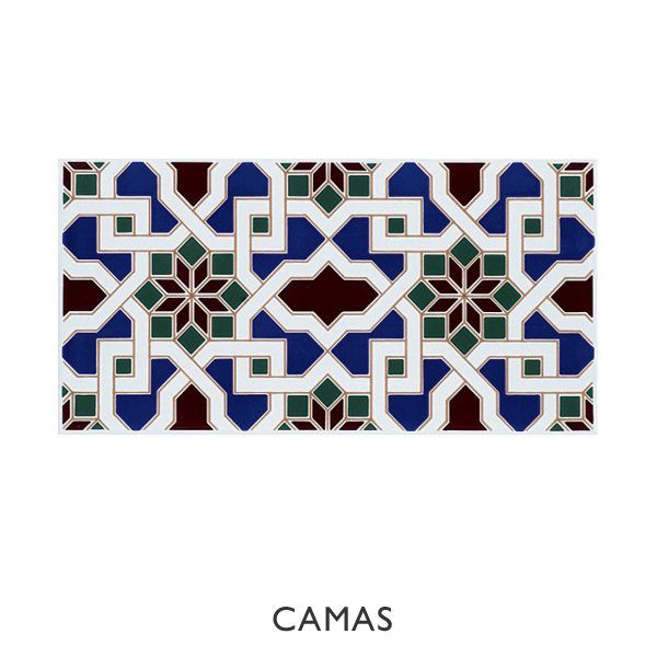 Alhambra Pattern Tiles Tile Patterns Natural Stone Flooring Decorative