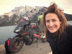 Cronaca: La #ragazza che sta girando il mondo da sola in moto per vendicarsi dellex fidanzato (link: http://ift.tt/2ou0Kzp )