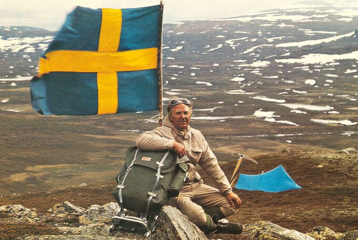 History - About Fjällräven - Fjällräven