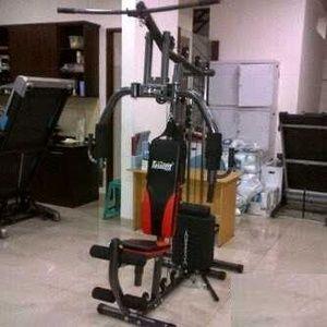 Toko Jual Alat Fitnes Purwokerto | Melayani COD | 0857-4263-5556: home gym 1 sisi ISP HG 01 beban 75kg | BISA COD hu...