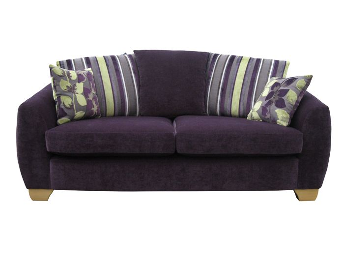 Vigo 3 Seater Sofa. Available made to measure and various different fabrics. Check this sofa out on our website.  http://drumbristonfurniture.ie/vigo.html
