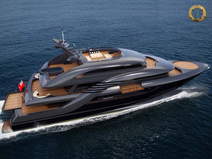 Super Mega Yachts | New Zealand Yachts – YachtForums.Com