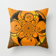 Sendala 6 Throw Pillow
