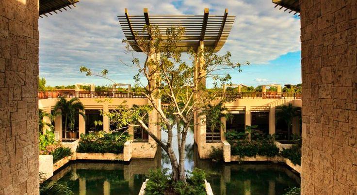 Hotel Banyan Tree Mayakoba Playa del Carmen