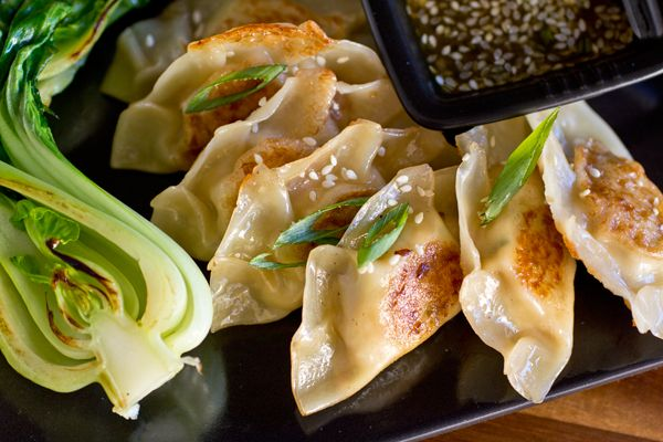 Post image for A Cozy Resolution: Gingered-Chicken Potstickers, The Little Pillows Of Love Worth Stocking Up On