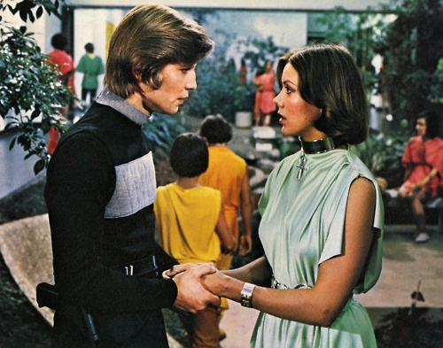 41 best images about Logan's run cosplay on Pinterest ...