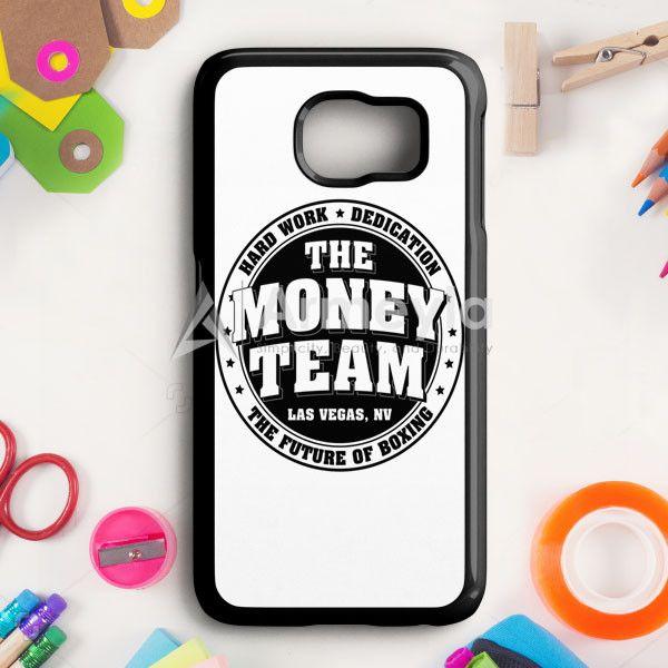 Tmt The Money Team Hard Work Floyd Mayweather Samsung Galaxy S6 Edge Case | armeyla.com