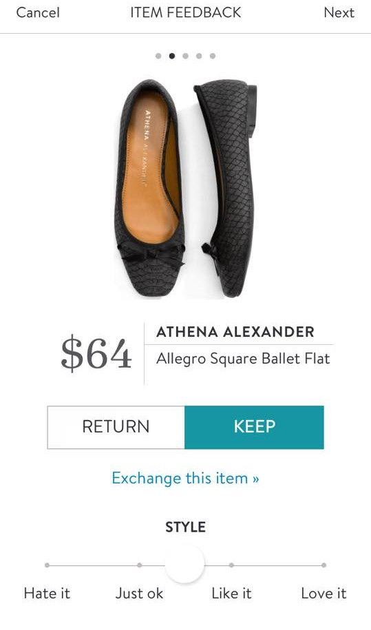 ATHENA ALEXANDER Allegro Square Ballet Flat from Stitch Fix. https://www.stitchfix.com/referral/4292370