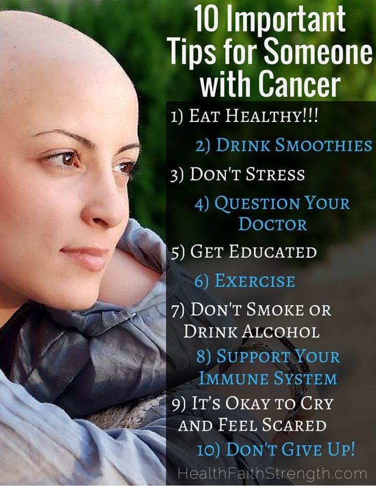 (CLICK THE PICTURE TO READ MORE!) Fighting cancer is a difficult process, physically and emotionally. But you have better options than chemotherapy (which has a less than 5% true success rate). You aren't alone. | 10 Important Tips for Someone with Cancer -- HealthFaithStreng...