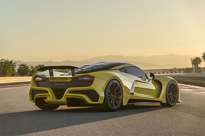 Hennessey Venom Gt Overtakes Bugatti Veyron Super Sport As The