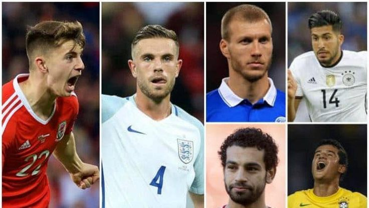 Henderson & Gomez captain Woodburns historic debut  Liverpool FC International Roundup