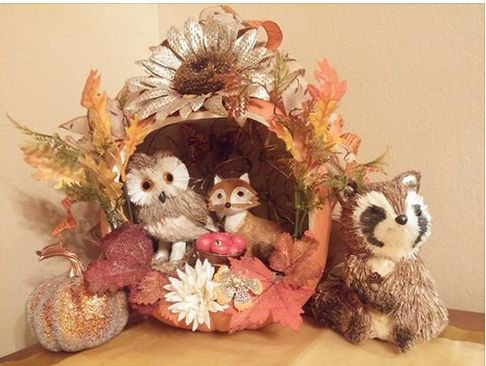 17 Best Images About Fall Decor Pumpkin Ideas On