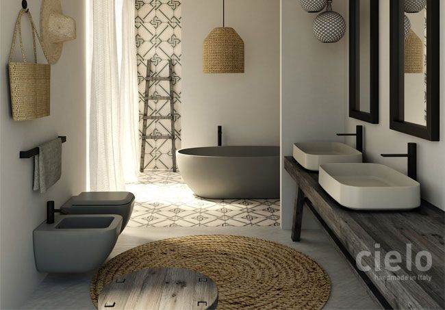 Shui Comfort collection - Ceramica Cielo S.p.A.