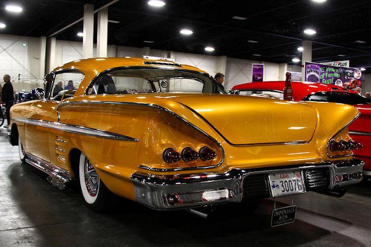 58 Chevy Impala                                                                                                                                                                                 More