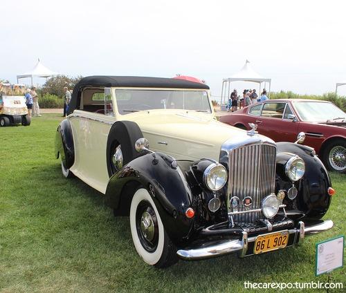 Antique Cars - Bentley