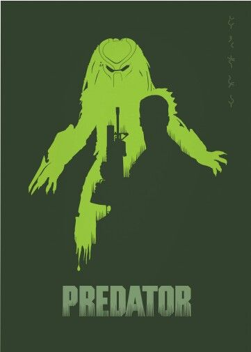 Predator - movie poster