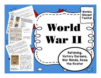 World war ii rationing victory gardens war bonds rosie the riveter gardens student and for What was the goal of victory gardens