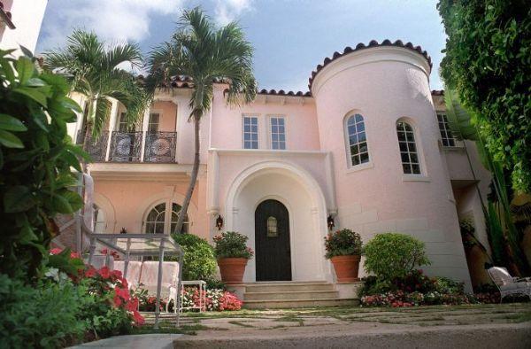 Winter White House Kennedy Estate Palm Beach Fl