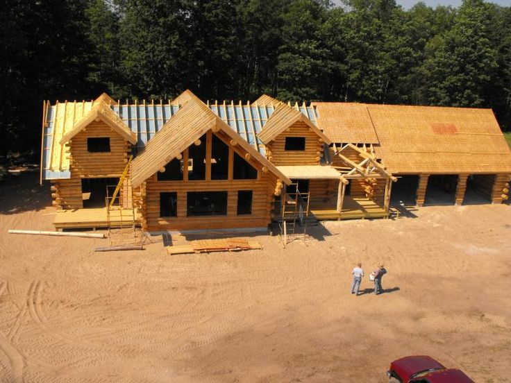 Best 25 Log Cabin Builders Ideas On Pinterest