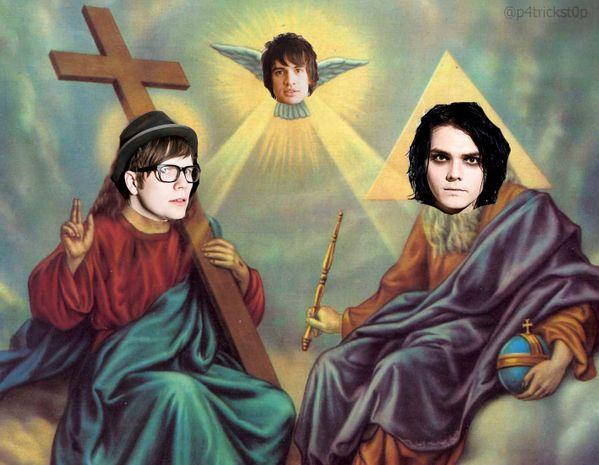 "QUIZ - How Well Do You Know The ""Emo Trinity"" || I got 11/13"