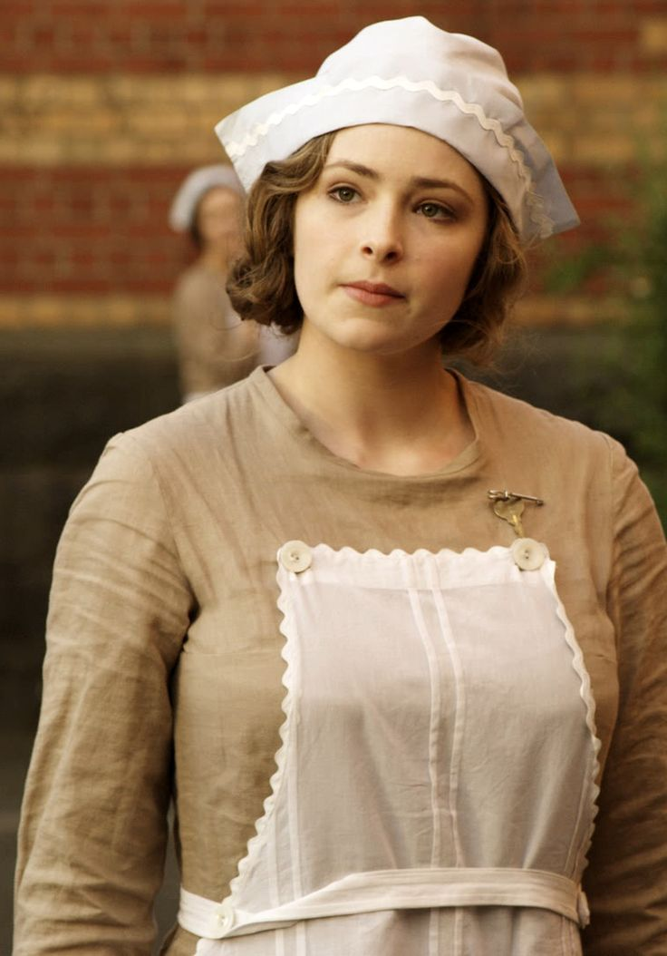 Dorothy 'Dot' Williams (Ashleigh Cummings) in 'Death by Miss Adventure' (Series 1, Episode 10)