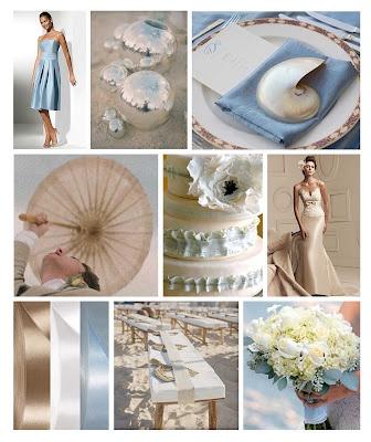 Light Blue Tones: Beaches, Inspiration, Wedding Ideas, Light Blue Weddings, Blue Theme, Wedding Color Themes, Beach Weddings, Colors Blues, Blue Wedding Colors