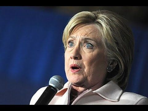 Hillary Clinton Is Scared To Death As Congress Will Use This To Lock Her Up - YouTube