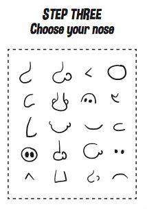 Free Clipart Cartoon Faces Drawings