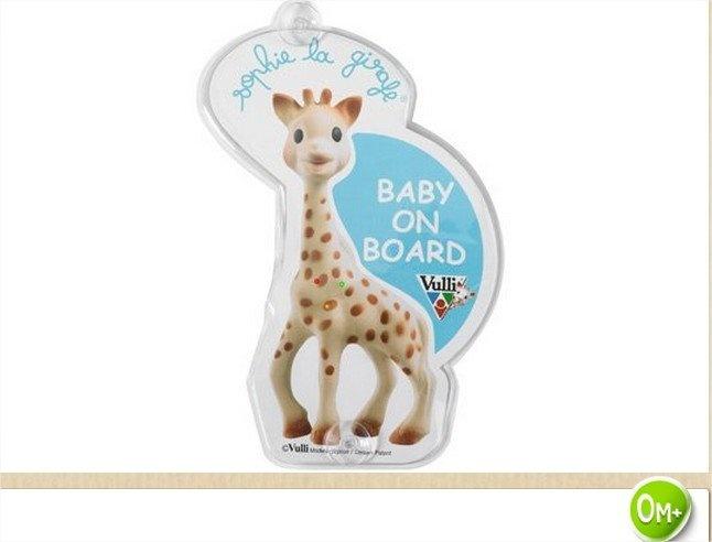 Baby on Board σήμα με φωτάκια - babynest.gr