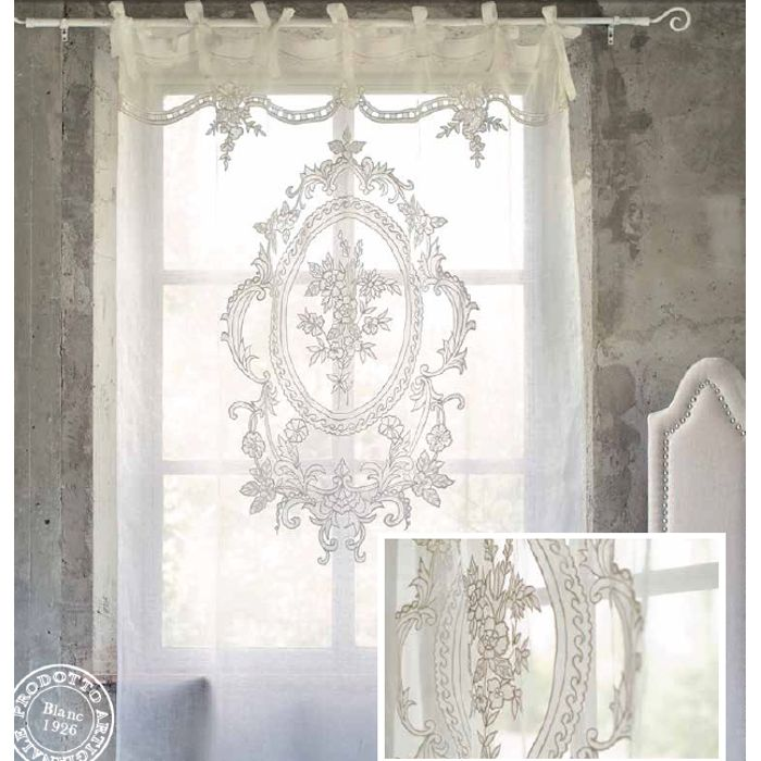 Oltre 25 fantastiche idee su tende shabby chic su for Tende shabby chic