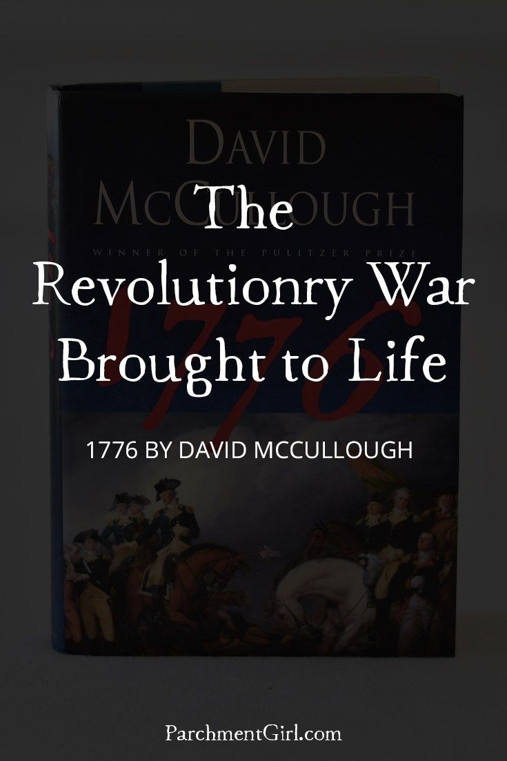 essay 1776 by david mccullough Pajiba: entertainment politics culture nasty feminist hugbox 1776 by david mccullough is a historical book written about the year 1776 during the american revolution the book focuses on the military aspects of the revolution during that year, the battles at dorchester heights.