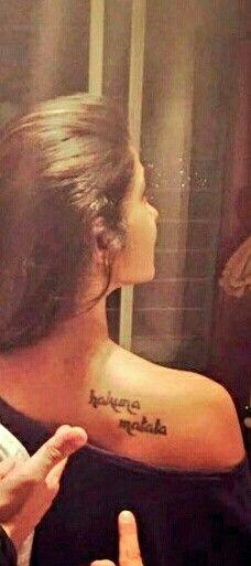 Jennifer winget tattoo image by Basket16 on Jennifer ...