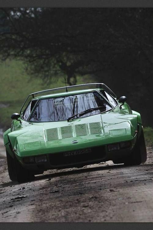 ランチア・ストラトス Lancia Stratos