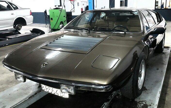 Find Lamborghini Urraco 300 Prototyp. 1 Owner / 35000km.