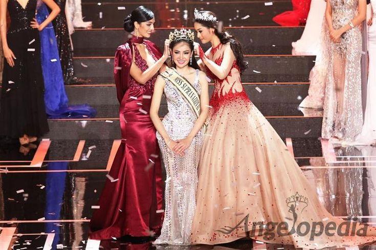 "Chatchadaporn ""Aoii"" Kimakorn crowned as Miss Supranational Thailand 2016"