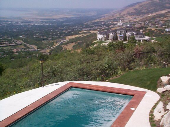 41 best images about pools on pinterest endless pools - Ground zero pools ...