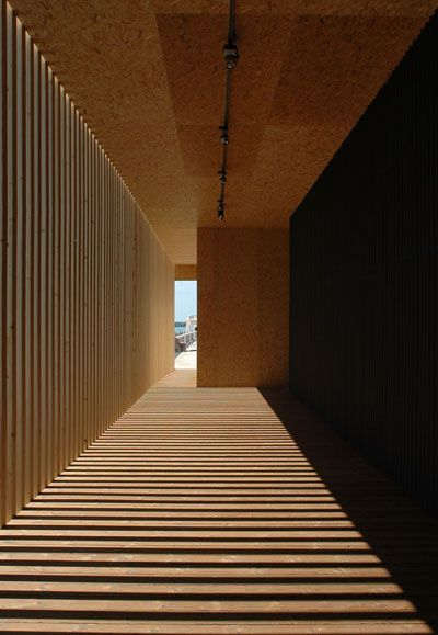 Architect David Adjaye for the Venice Bienale exhibition in Italy