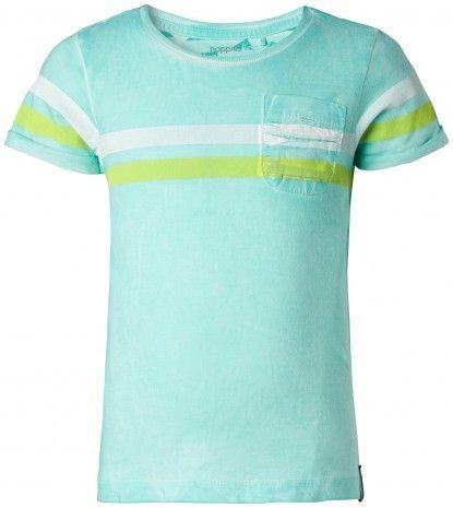 Παιδικό βαμβακερό t-shirt για αγόρια  NOPPIES - πράσινο