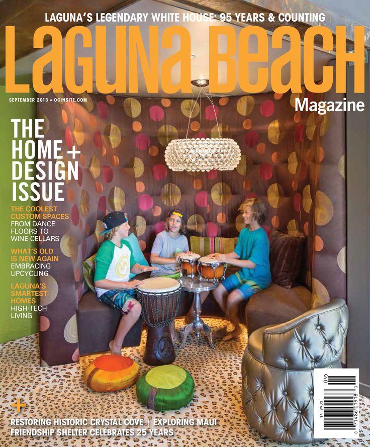 September 2013 Home + Design Issue - Laguna Beach Magazine | Firebrand Media LLC  #lagunabeachmagazine #ocinsite #read #new #issue #home #design   http://lagunabeachmagazine.com/september-2013/