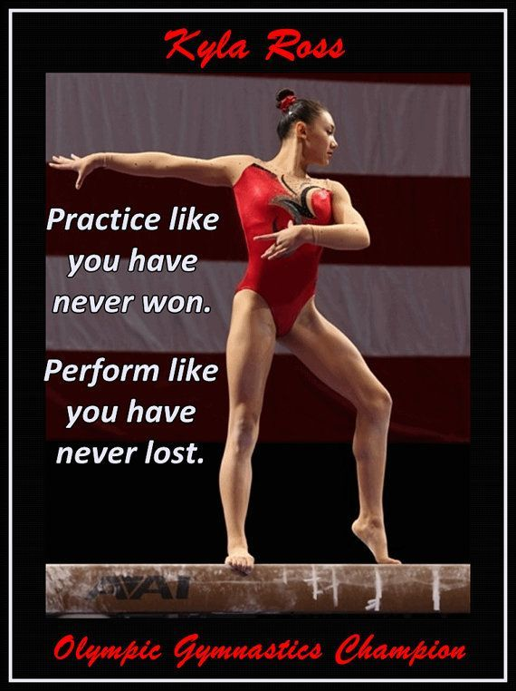 """""""Practice like you have never won. Perform like you have never lost."""":"""