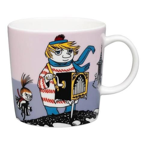 Too-ticky mug, violet by Arabia