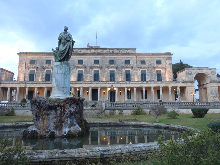 Corfu is more than Pink Palace! Photo by Ana Bragança