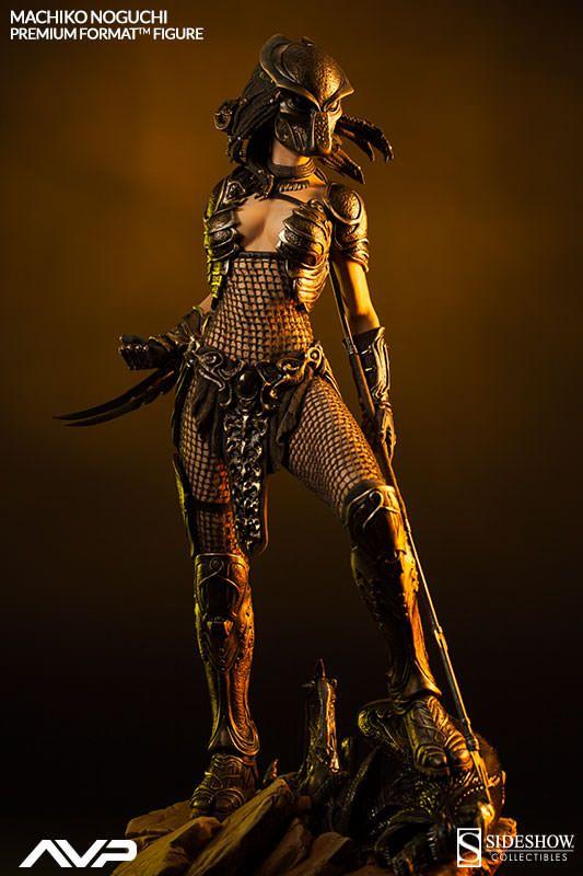 Alien VS Predator Machiko Noguchi Premium Format(TM) Figure   Sideshow Collectibles