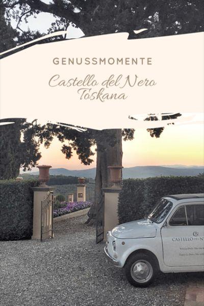 Sterne Wellnesshotel Toskana Genussmomente Castello del Nero