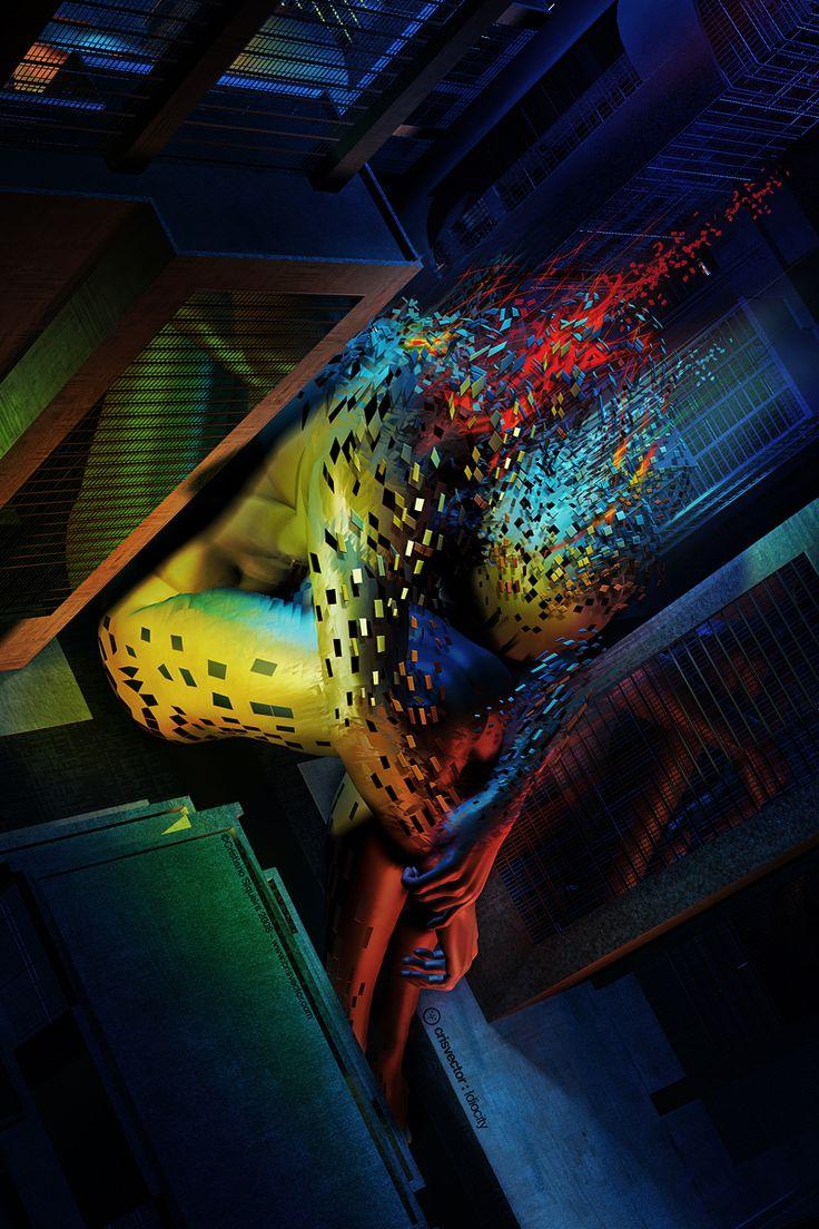 Color art digital - Digital Illustration Art By Cristiano Siqueira Photoshop Website Tutorials Brushes More