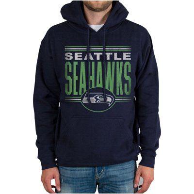 Seattle Seahawks Kickoff Pullover Hoodie – Blue
