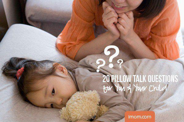 pillow talk questions