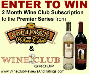 Enter to win a subscription to The California Wine Club #wine