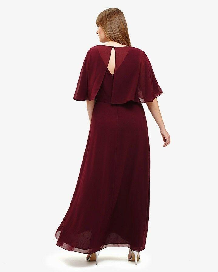 Opal Maxi Bridesmaid Dress