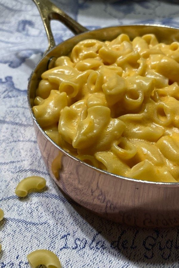 Macaroni And Cheese For One Recipe In 2020 Recipes Macaroni And Cheese Food